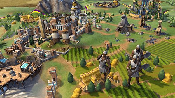 Sid Meier's Civilization 6 İndir