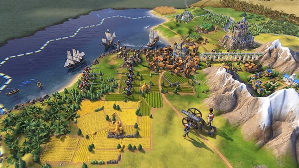 Sid Meier's Civilization 6 Download