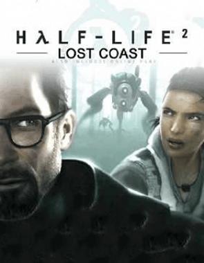 Half Life 2 Lost Coast - Cover