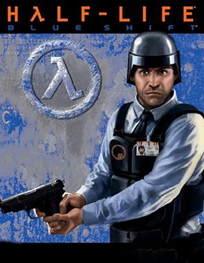 Half-Life Blue Shift - Cover
