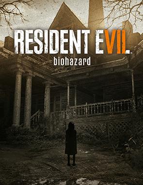 Resident Evil 7 Biohazard - Cover