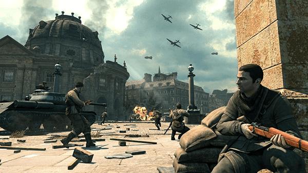 Sniper Elite V2 İndir