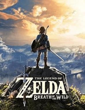 The Legend of Zelda - Cover