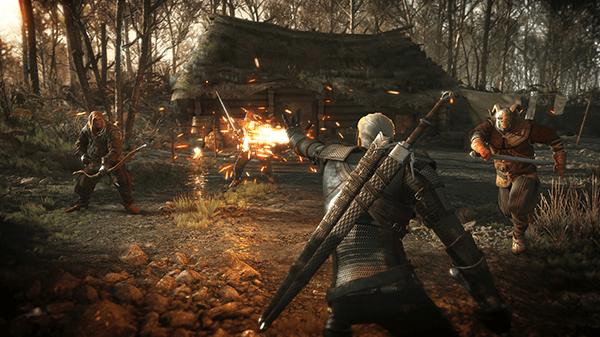 The Witcher 3 Wild Hunt Yükle