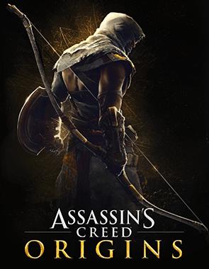 Assassin's Creed Origins - Cover