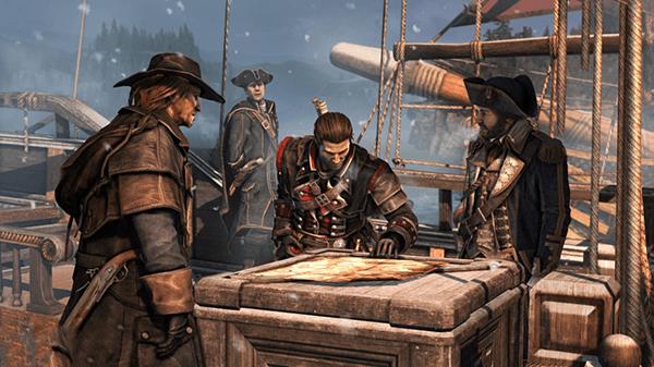 Assassin's Creed Rogue İndir