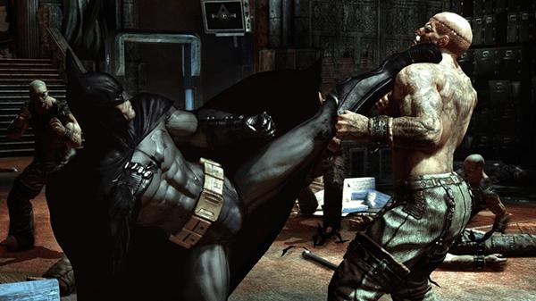 Batman Arkham Asylum Yükle