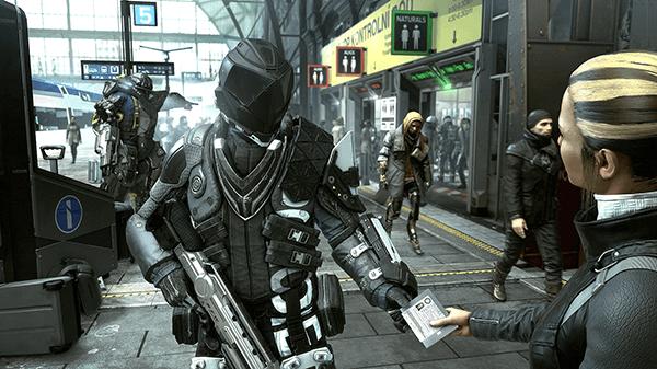 Deus Ex Mankind Divided İndir