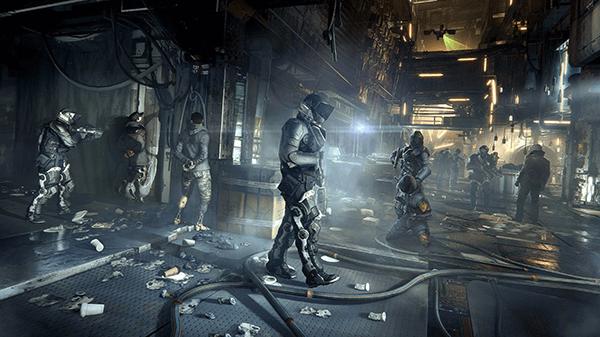 Deus Ex Mankind Divided Download