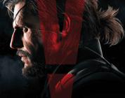 Metal Gear Solid V The Phantom Pain - Cover