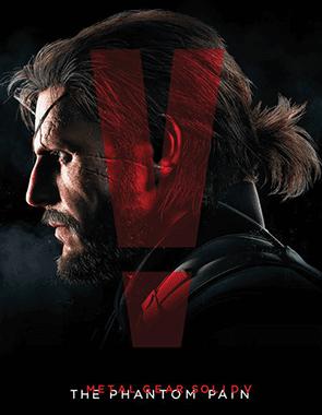 Metal Gear Solid V The Phantom Pain İndir
