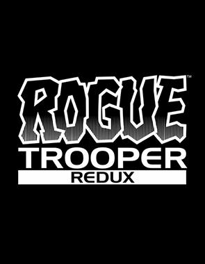 Rogue Trooper Redux - Cover