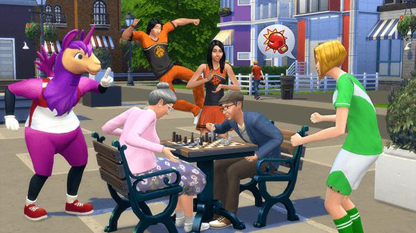 The Sims 4 İndir