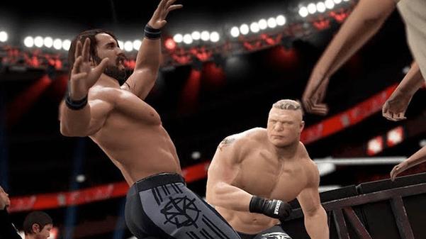 WWE 2K18 Yükle