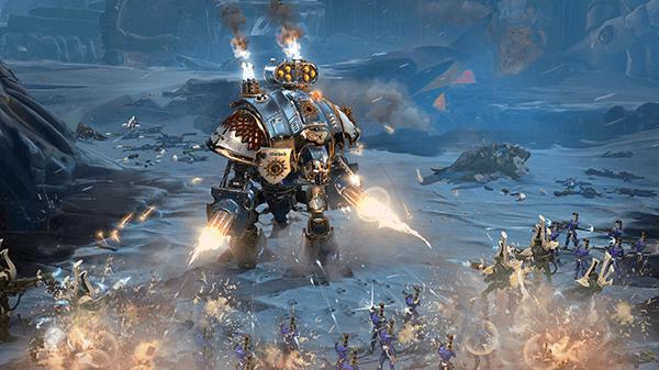 Warhammer 40,000 Dawn of War III İndir