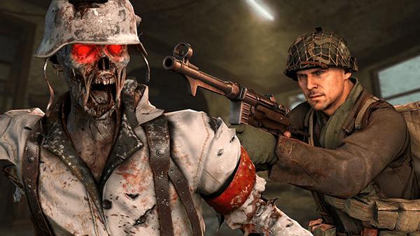 Call of Duty WWII Nazi Zombies Yükle