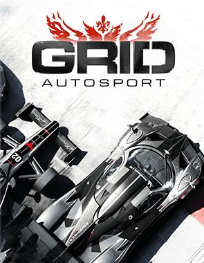 Grıd Autosport - Cover