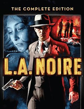 L.A. Noire The Complete Edition - Cover