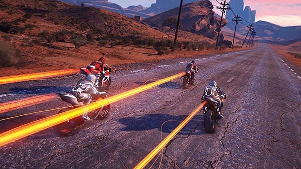 Moto Racer 4 Yükle