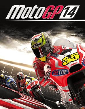 MotoGP 14 - Cover