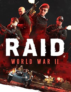 Raid World War II - Cover