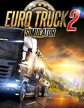 Euro Truck Simulator 2 - Cover