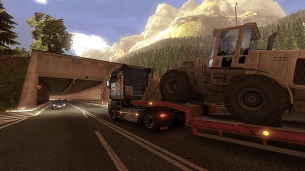 Euro Truck Simulator 2 Yükle