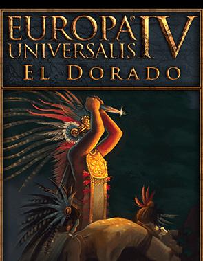 Europa Universalis IV El Dorado - Cover