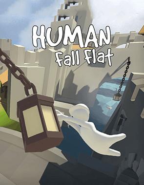 Human Fall Flat - Cover