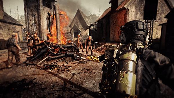 Resident Evil Umbrella Corps Yükle