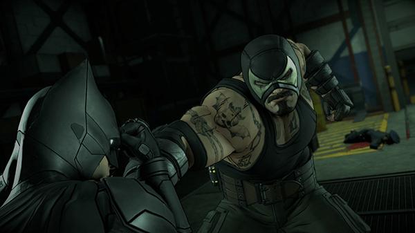 Batman The Enemy Within Yükle