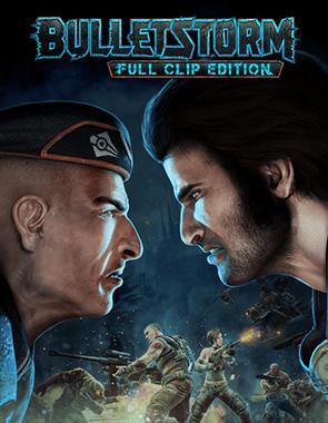Bulletstorm Full Clip Edition - Cover