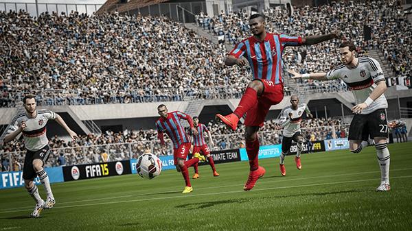 FIFA 15 Yükle