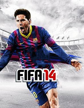 Fifa 2014 - Cover