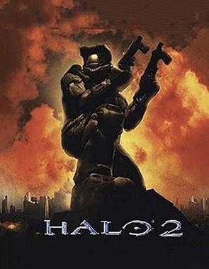 Halo 2 - Cover
