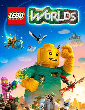 Lego Worlds İndir