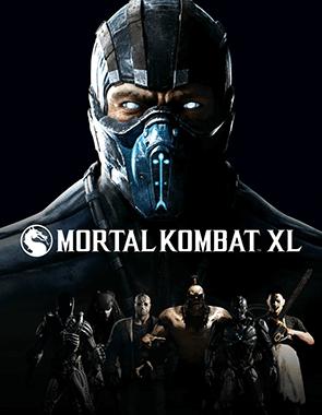 Mortal Kombat XL - Cover
