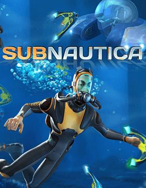 Subnautica - Cover