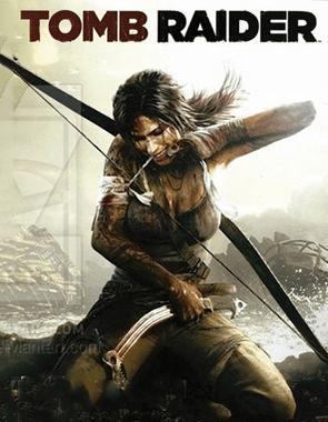 Tomb Raider - Cover