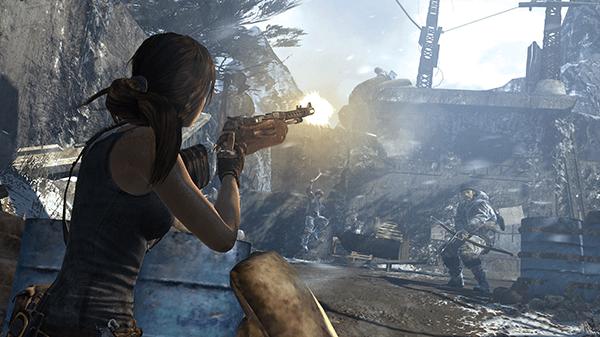 Tomb Raider Yükle