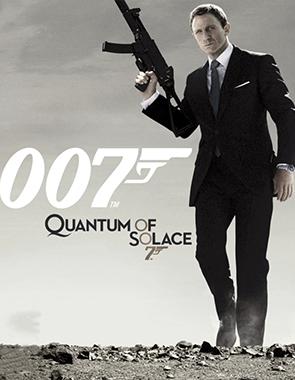 007 Quantum of Solace İndir