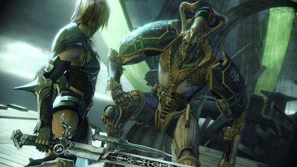 Final Fantasy XIII-2 Yükle