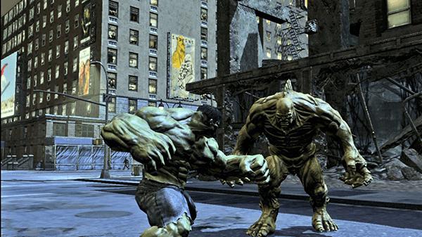The Incredible Hulk Yükle