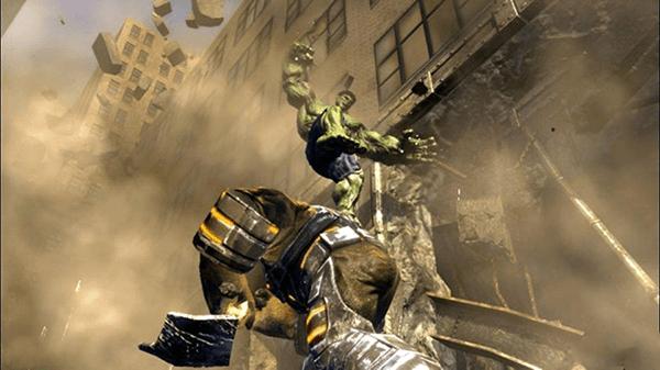 The Incredible Hulk Download