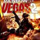 Tom Clancy's Rainbow Six Vegas 2 - Cover