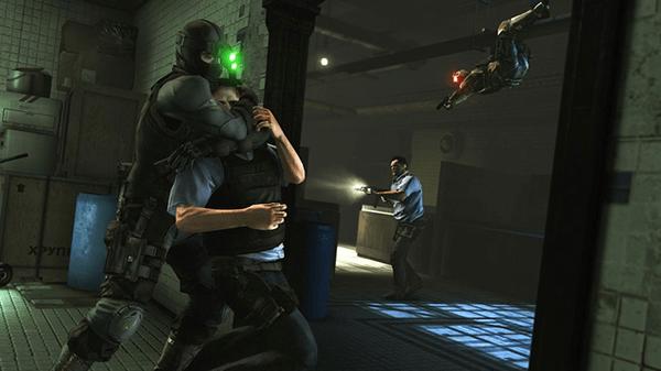 Tom Clancy's Splinter Cell Conviction İndir
