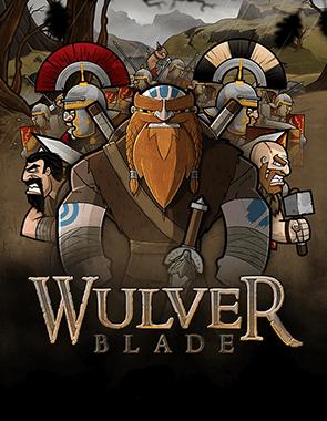 Wulver Blade - Cover