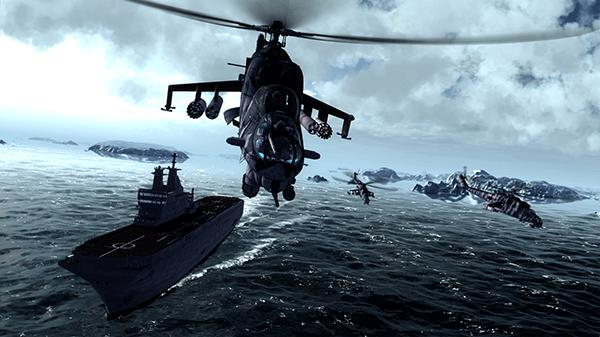 Air Missions Hind İndir