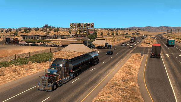 American Truck Simulator Yükle