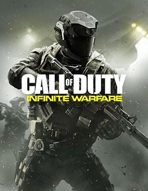 Call of Duty Infinite Warfare - Cover